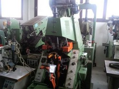 HEEL LASTING MACHINE MOD.ORMAC 750-SERIAL NUMBER 1049