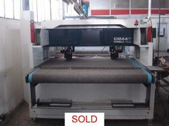 AUTOMATIC CUTTING TABLE MOD.COMELZ CM44 PROD.YEAR 2005