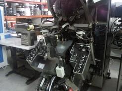 TOE LASTING MACHINE MOD.CERIM K201-PROD.YEAR 2006-SERIAL NUMBER A8A81