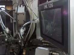 HEEL LASTING MACHINE MOD.CERIM K126-PROD.YEAR 2003-SERIAL NUMBER DDB30