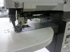 THERMO FOLDING MACHINE MOD.COMELZ COM52-PROD.YEAR 2001-SERIAL 8501032
