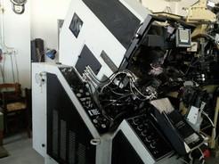 TOE LASTING MACHINE MOD.CERIM K78E-PROD.YEAR 1999-SERIAL NUMBER 117EB