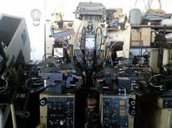 HEEL LASTING MACHINE MOD.CERIM CK24SZA-SERIAL NUMBER 5121