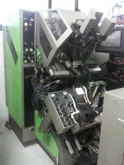 TOE LASTING MACHINE MOD.CERIM K201-PROD.YEAR 2006-SERIAL NUMBER 05176