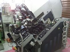 TOE LASTING MACHINE MOD.CERIM K78SZ-PROD.YEAR 2006-SERIAL NUMBER 5EF10