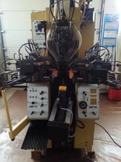 CERIM HEEL LASTING MACHINE MOD. CK23SZA-SERIAL NUMBER 2686