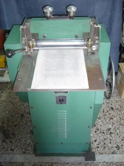 AYTOMATIC PUNCHINH MACHINE GREEK PRODUCTION 300mm