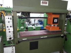CUTTING MACHINE WITH TROLLEY HEAD MOD.ARES K5/1 22T-PROD.YEAR 1998-SERIAL NUMBER 90968