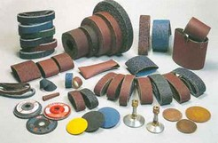 SANDPAPERS IN BELTS for any kind of sanding machine