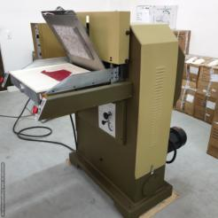 Automatic embossing stamping machine Secom PL1001