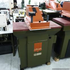 CLICKING CUTTING PRESS ATOM G999