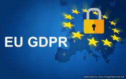 GDPR  regulation action required