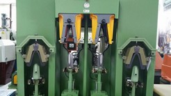 MOULDING MACHINE OLYMPIC MODEL COMPACT 2002 (REBUILD)