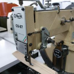 SEWING MACHINE FOR SOLES MECVAL CS87